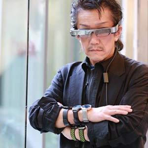 ウェアラブルコンピューター研究の第一人者・塚本昌彦教授